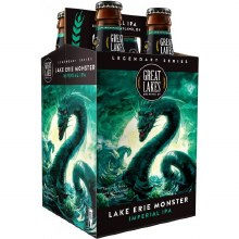 Great Lakes Lake Erie Monster Imperial IPA 4pk 12oz Bottles