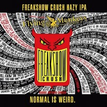 Flying Monkey Freakshow 4pk 16oz Cans