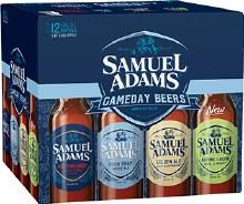 Sam Adams Spring Gametime Beers Variety 12pk 12oz Bottles