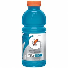Cascade Crash Gatorade 20oz Plastic Bottle