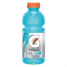 Glacier Freeze Gatorade 20oz Plastic Bottle