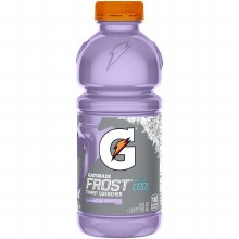Riptide Rush Gatorade 20oz Plastic Bottle