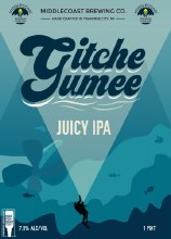 Middlecoast Gitche Gumee 16oz Can