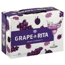Bud Light Grape-A-Rita 12pk 8oz Cans