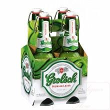 Grolsch Premium Lager 4pk 15.2oz Bottles