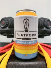 Platform Gymday Shorts IPA 12oz Can