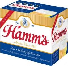 Hamm's 30pk 12oz Cans