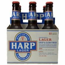 Harp Premium Imported Lager 6pk 12oz Bottles