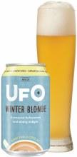 Harpoon UFO Winter Blonde Hefeweizen 6pk 12oz Cans