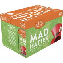 New Holland Mad Hatter American IPA 6pk 12oz Cans