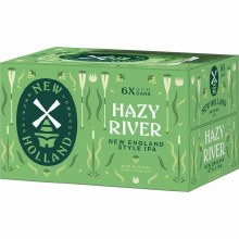 New Holland Hazy River New England Style IPA 6pk 12oz Cans