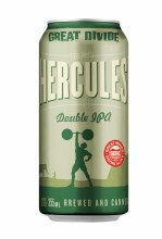 Great Divide Hercules Double IPA 12oz Can