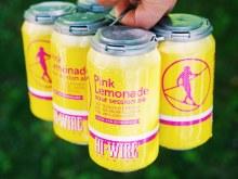 Hi Wire Pink Lemonade Session Sour Ale 6pk 12oz Cans