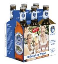Hofbrau Hefe Weizen 6pk 12oz Bottles