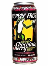 Hoppin Frog Double Chocolate Cherry Oatmeal Stout 16oz Can
