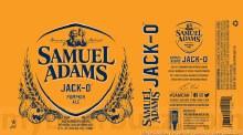 Sam Adams Jack-O Pumpkin Ale 6pk 12oz Bottles