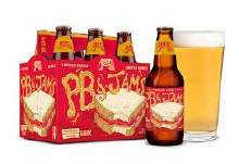 Abita PB and Jams Peanut Butter and Jelly Lager 6pk 12oz Bottles