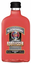 Johny Bootlegger Black Cherry 6.8oz Shot
