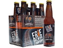 Erie Johnny Rails Pumpkin Ale 6pk 12oz  Bottles