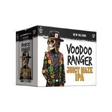 New Belgium Voodoo Ranger Juicy Haze Hazy IPA 12pk 12oz Cans