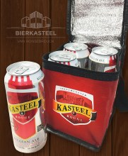 Kasteel Rouge 4pk 16oz Can Cooler Bag