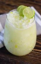 Get Slushed Key Lime Pie 160oz Freezable Slushie Bag