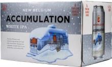 New Belgium Accumulation Winter Hazy IPA 6pk 12oz Cans