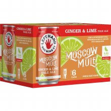 Left Hand Moscow Mule Ginger and Lime Pale Ale 6pk 12oz Cans