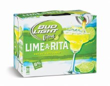Bud Light Lime-A-Rita 12pk 8oz Cans