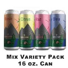 Logyard Shandy Variety 4pk 16oz Cans