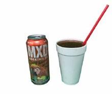 Long Island Iced Tea 16oz Slushie