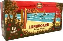 Kona Longboard Island Lager 18pk 12oz Cans