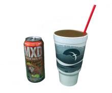 MXD Long Island Iced Tea 32oz Slushie