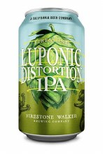 Firestone Walker Luponic Distortion Dry Hopped IPA Series 6pk 12oz Cans
