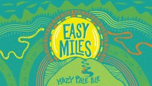 "Magic Hat ""Easy Miles"" Hazy Pale Ale 6pk 12oz Cans"