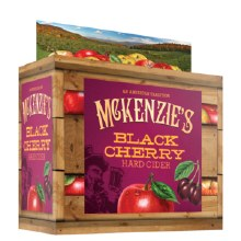 McKenzie's Black Cherry Hard Cider 6pk 12oz Bottles
