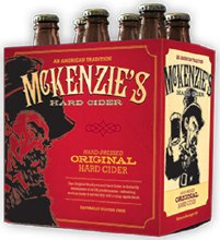 McKenzie's Original Hard Cider 6pk 12oz Bottles