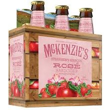 Mckenzie's Rose Hard Cider 6pk 12oz Bottles