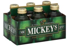 Mickeys 6pk 12oz Bottles