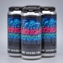 Epic Midnight Munchies Peanut Butter Stout 4pk 16oz Cans