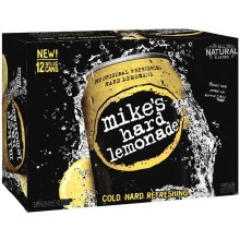 Mike's Hard Lemonade 12pk 11.2oz Cans