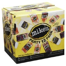 Mike's Hard Variety 12pk 12oz Bottles