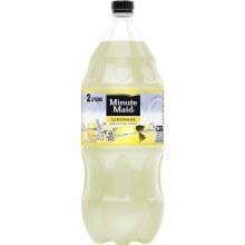 Minute Maid Lemonade 2 Liter Bottle