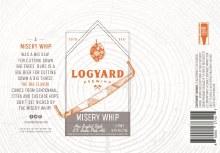 Logyard Misery Whip 4pk 16oz Cans