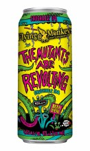 Flying Monkeys The Mutants Are Revolting Crushable IPA 16oz Can