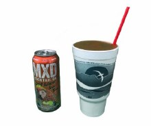 Long Island Iced Tea 32oz Slushie