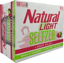Natural Light House Rules 12pk 12oz Cans