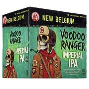 New Belgium Voodoo Ranger Imperial IPA 12pk 12oz Cans