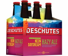 Deschutes Neon Daydream Hazy Ale 6pk 12oz Bottles