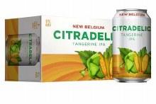 New Belgium Citradelic 6pk 12oz Cans